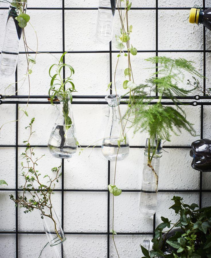 Bars klimplantrek ikea ikeanl ikeanederland accessoires decoratie inspiratie zwart handig - Outdoor tuin decoratie ideeen ...