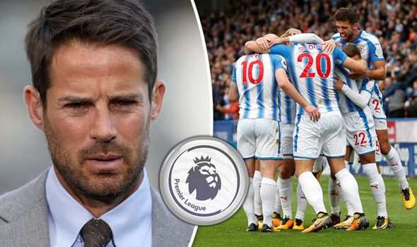 Jamie Redknapp's Team of the Week: Huddersfield and Spurs dominate shock 4-3-3 from GW9   via Arsenal FC - Latest news gossip and videos http://ift.tt/2hYjzrn  Arsenal FC - Latest news gossip and videos IFTTT