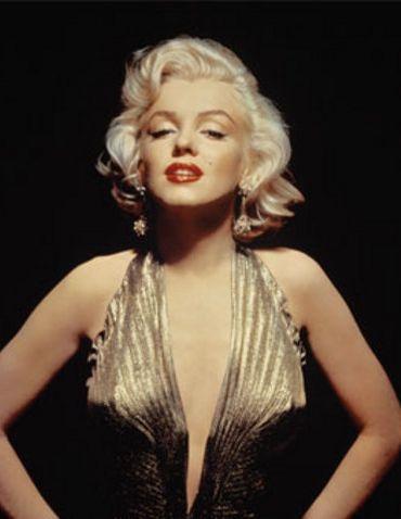 Marilyn Monroe Blonde Hairstyles