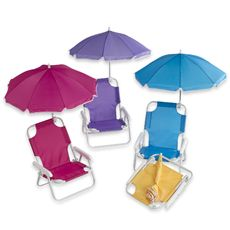 Baby Beach Chair with Umbrella - Bed Bath & Beyond