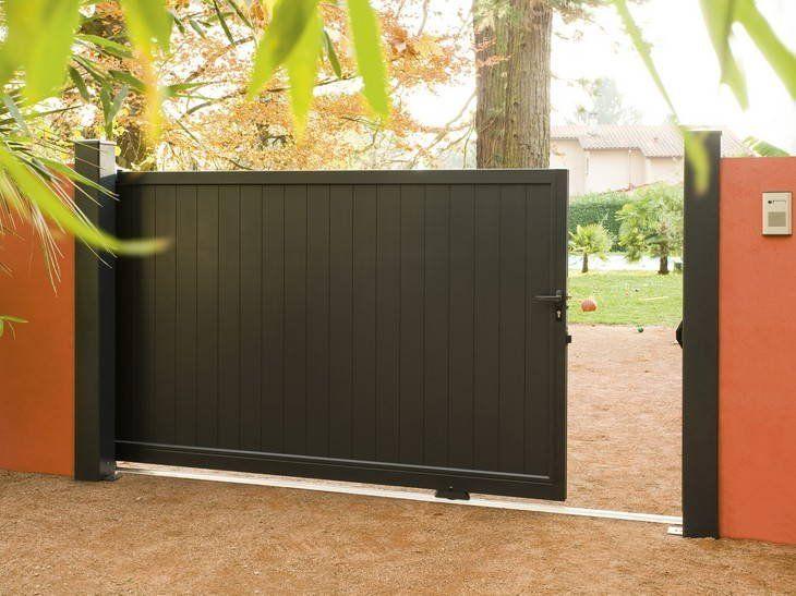 1000 id es propos de portail en aluminium sur pinterest cloture en aluminium fenetre en. Black Bedroom Furniture Sets. Home Design Ideas