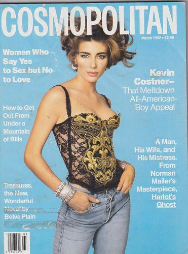 March 1992 cover with Jennifer Flavin