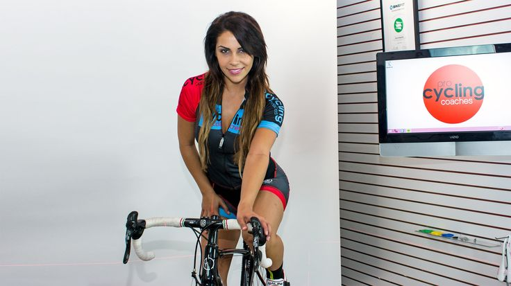 This educational bike fit video through Pro Cycling Coaches features model and fitness instructor Chelsie completing an entire fit from start to finish. This...
