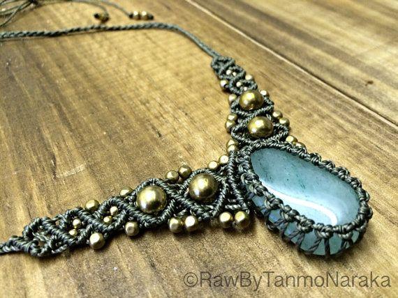 macrame, micromacrame, boho jewelry, macrame necklace,  boho, necklace, elven,gypsy jewelry ,gifts for her,ethnic jewelry ,handmade