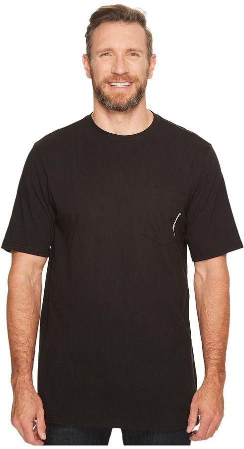 Timberland Base Plate Blended Short Sleeve T-Shirt - Tall Men's T Shirt