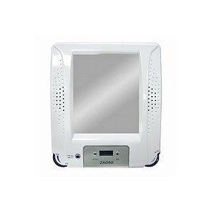 Zadro ZRA01 Z'Fogless Stereo Shower Radio Fog Free Mirror with Digital Clock by Zadro  http://www.60inchledtv.info/tvs-audio-video/radios/shower-radios/zadro-zra01-z39fogless-stereo-shower-radio-fog-free-mirror-with-digital-clock-com/