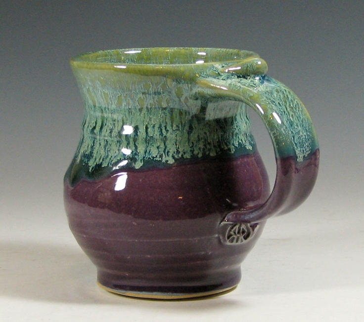 Ready To Ship Coffee Mug Ceramic Tea Cup Pottery Glazed