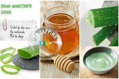 Crema humectante casera y natural. Para hacer una crema humectante casera y natural, con ingredientes cómo la sibila o áloe vera entre otros, es muy útil y
