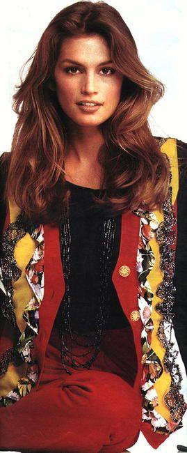 Cindy Crawford - Синди Кроуфорд