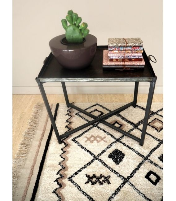 Urban Outfitters Berber Rug: Washable Rug Bereber Ethnic