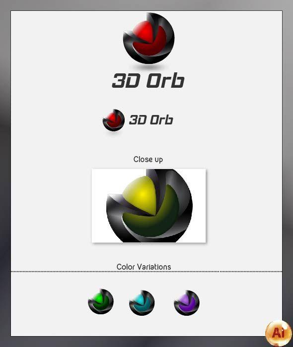 GraficAction | 3D Orb