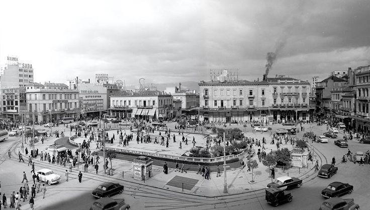 Ομονοια 1955