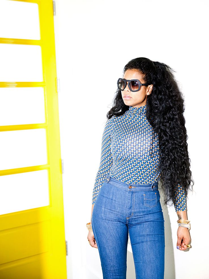 These Are the Musicians Who Blew Our Minds at SXSW | Kelis, singer/chef  Ariel Zambelich/WIRED  | WIRED.com