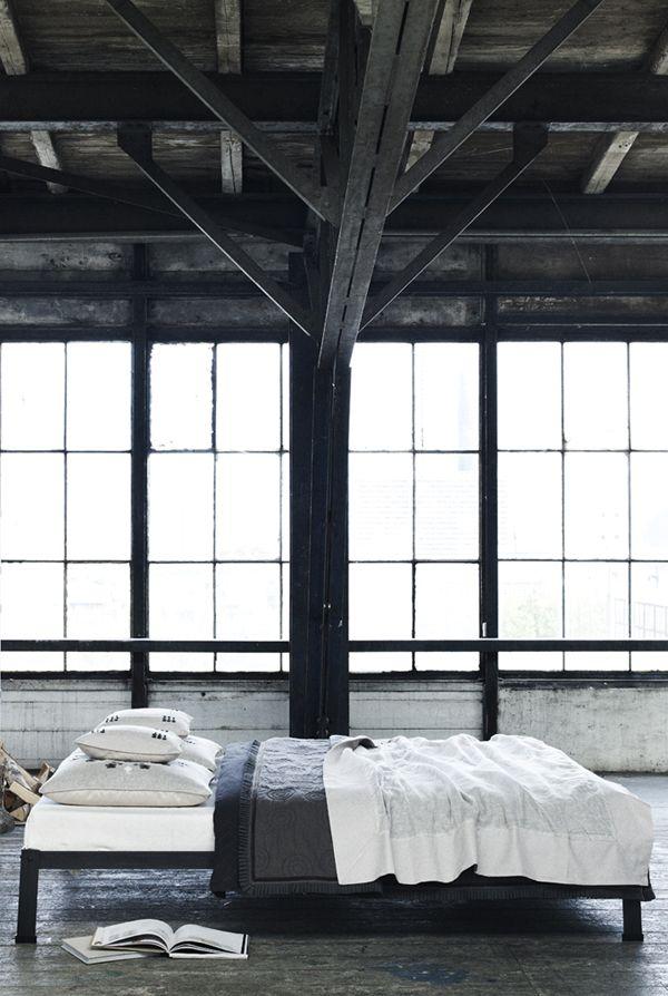 / industrial loft