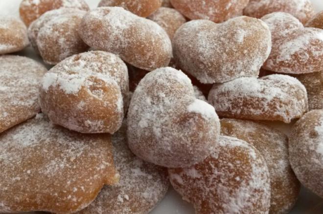 Zázračné zázvorové cukríky-recept.