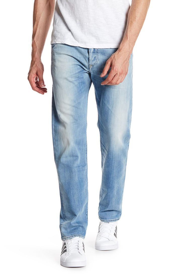"""Buster Slim Tapered Jean - 34"""" Inseam"""