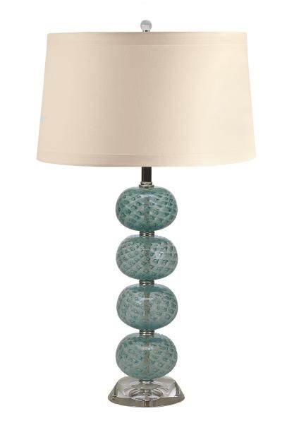 When It Comes To Unique Lamps Style Key West Is Light Years Ahead Of The Rest We Have Recycled Glass In Dreamy Shades Aqua Gre