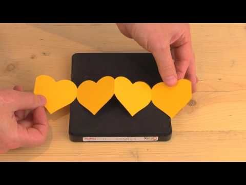 Impress your friends and family with this cool pop out fold to add a fun twist to your cards!