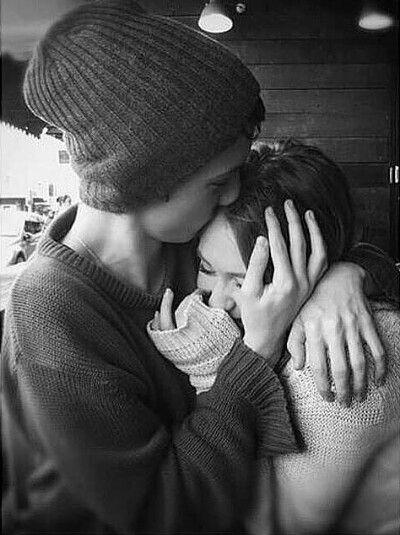 Relationship hug