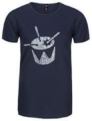 triple j - Blue Scribbles T-Shirt. NEW triple j t-shirt - blue shirt with white scribbles triple j logo. This range is exclusive to ABC Shop Online. $29.99