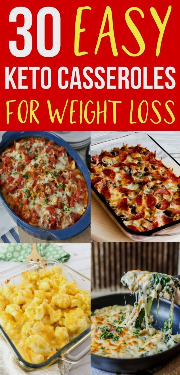 These easy keto casserole recipes are the best and great for weight loss! You are going love these yummy low carb ketogenic casserole dinner recipes, you'll feel so full and satisfied all while losing…More 6 Guilt Free Keto Casserole Ideas #keto_recipes #low_carb_recipes #Keto_diet #KetoCookignClub.com