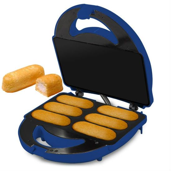 Twinkie maker...I am in love with this...I absolutely need one!!!