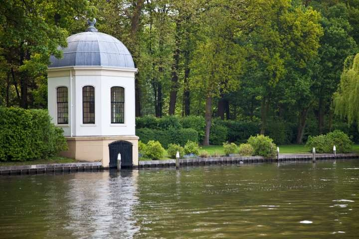 Little teahouse, Loenen aan de Vecht, Holland