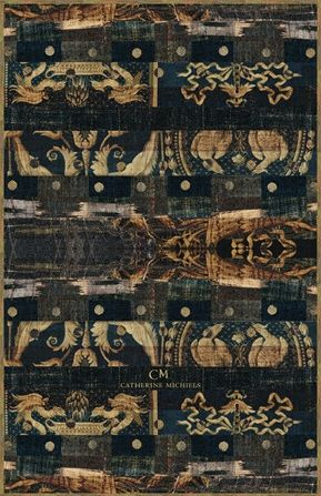 Catherine Michiels scarf