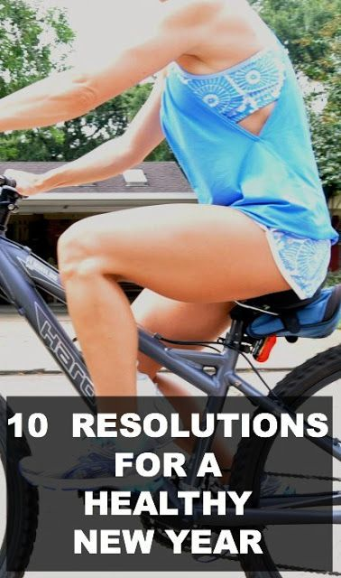 10 Resolutions for a Healthy New Year | Honey We're Home #resolutions #healthyresolutions