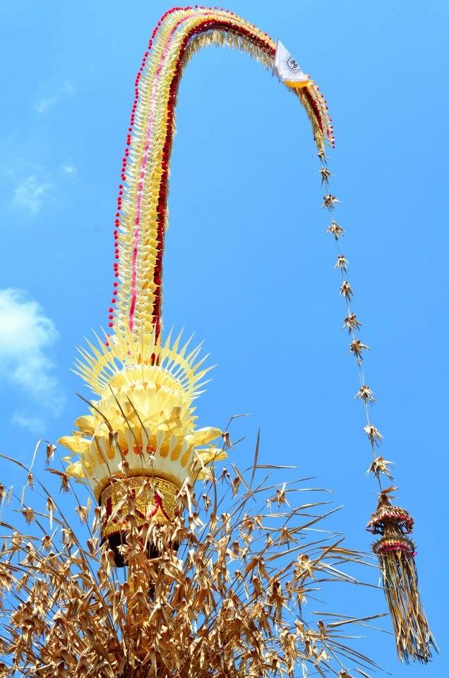 Selamat Hari Raya Galungan, Bali!