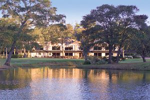 Houston Wedding Venue: A golf course gem in Montgomery County #houston #gardenweddingvenues