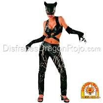 Disfraz Gatubela Para Adulto Talla Mediana - Catwoman