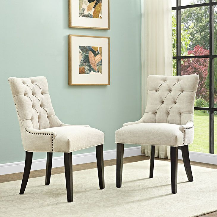 viceroy fabric dining chair - Dining Chairs In Living Room