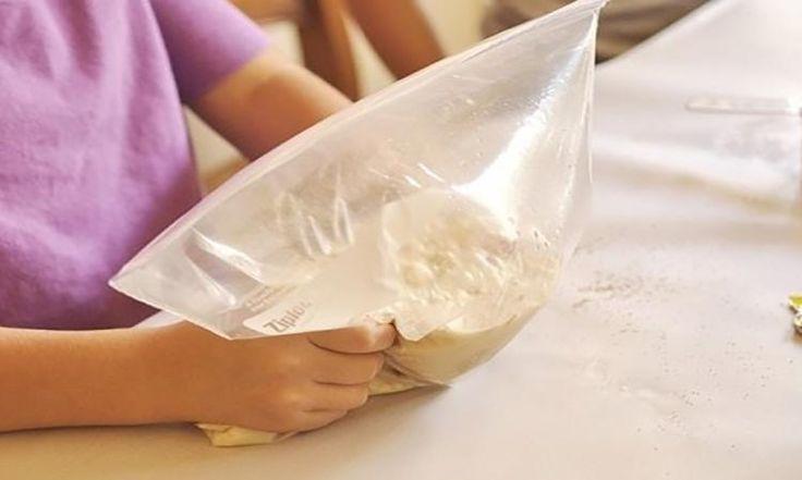 Le pain dans le sac! Une recette facile et immanquable