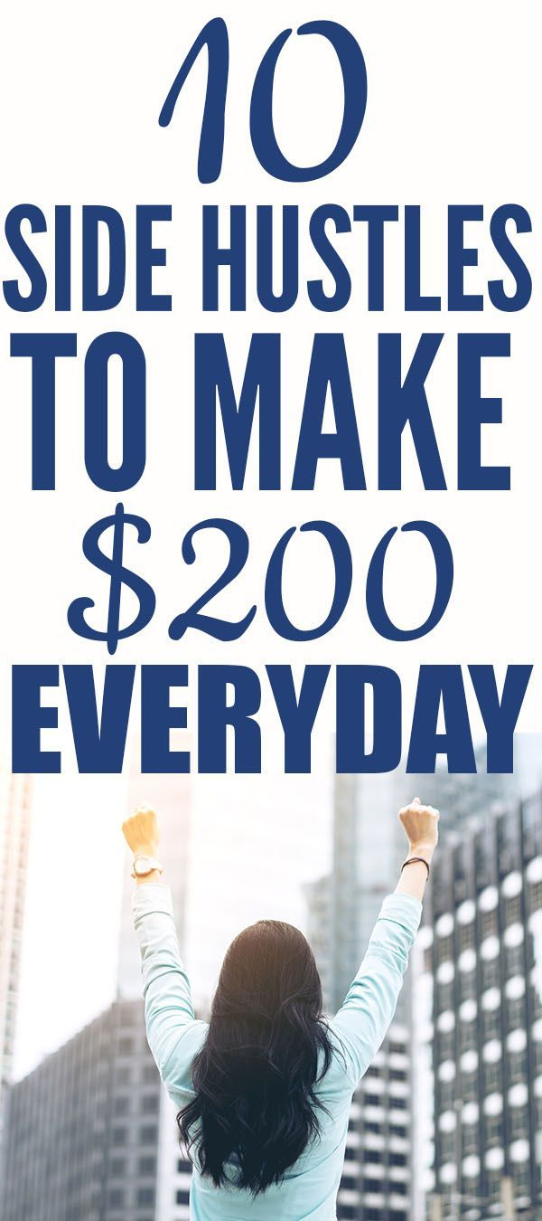 Make $200 Fast: 10 Side Hustles To Make You Money Every Month – Deembeam
