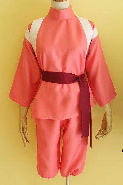 Ogino chihiro Cosplay Costume Spirited Away