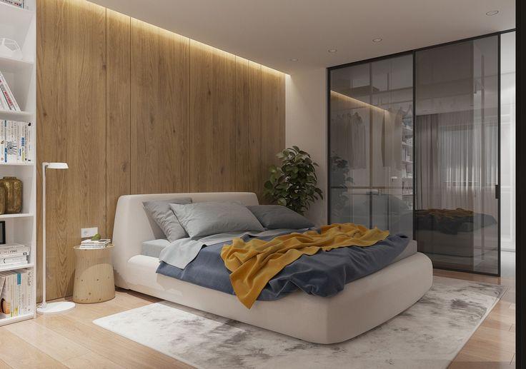 Apartment Obolon от - Дизайн интерьера в стиле Современный