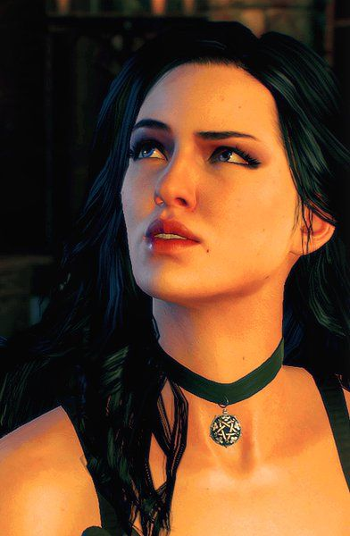 Yennefer, Witcher