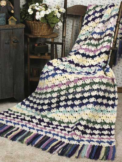 61 best Crochet - Beginner Afghans, Blankets and Throws images on ...
