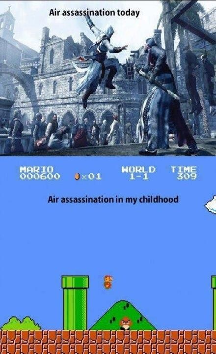 Air assassinations, then and now.