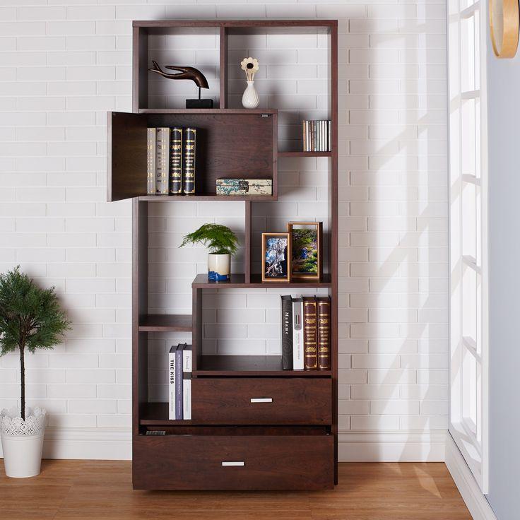 Furniture of America DeYoung Multi-Tier Display Shelf | from hayneedle.com