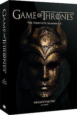 1-5 dvd box set game of thrones #season tv #series new #complete 1,2,3,4,5 uk,  View more on the LINK: 	http://www.zeppy.io/product/gb/2/252367842901/