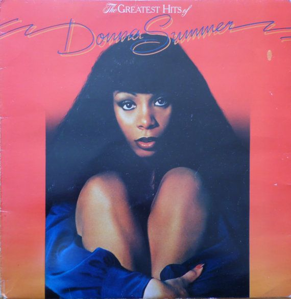 DONNA SUMMER Greatest Hits 1977 UK Issue 9 Track Vinyl lp Album  33 rpm Record Disco Pop Dance 70s  GTLP028