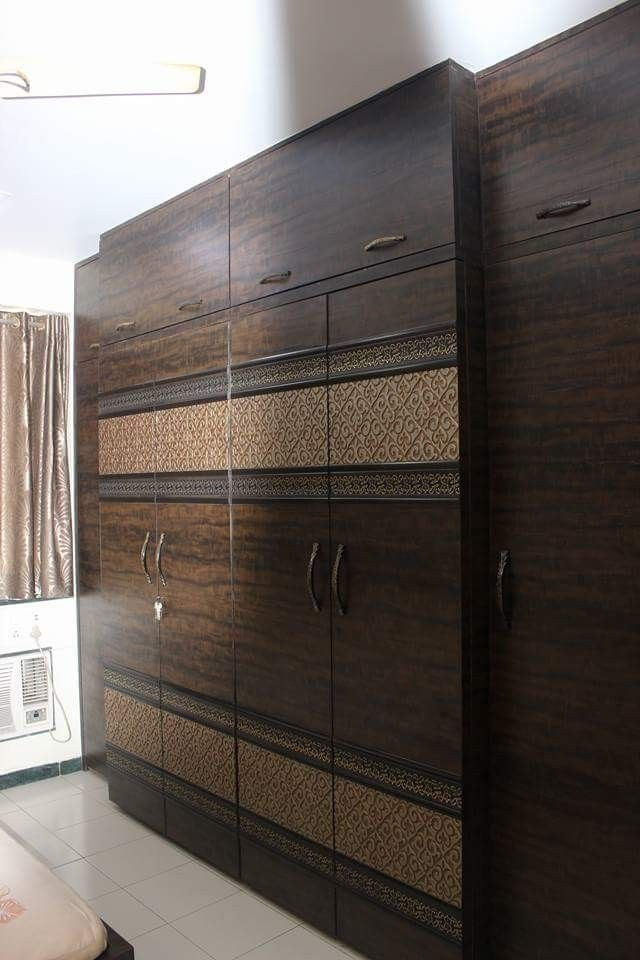 Wardrobe Design 2019 By Kumar Interior Thane Ongoing 1bhk Home
