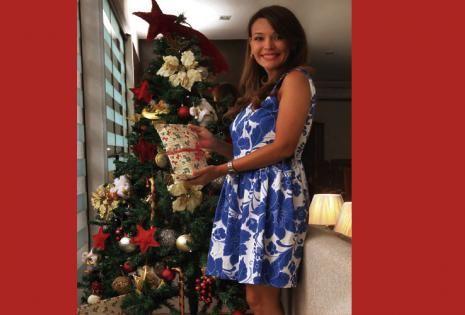 Llena de  confianza  Después de vencer al cáncer en dos oportunidades Fabiola cree que  los  milagros  sí existen.