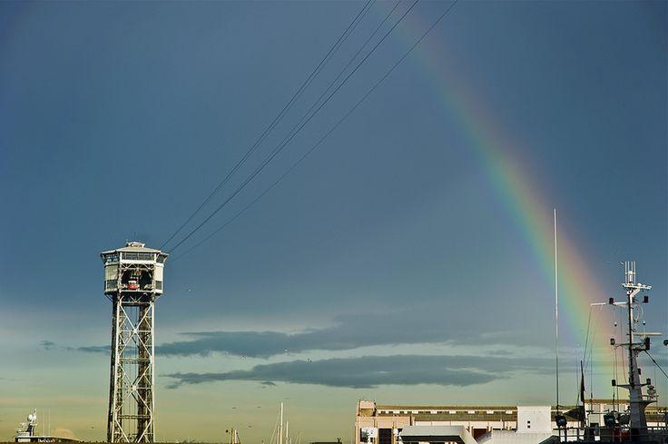 Al encuentro del Arco Iris / To The Meeting Of The Rainbow.        [EXPLORED - 14/11/2012]