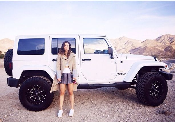 jeep unlimited sahara white - Google Search                                                                                                                                                                                 More