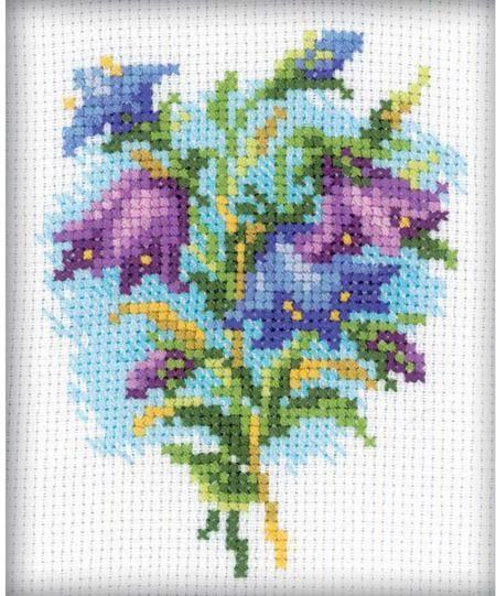 Bluebells - Cross Stitch Kit