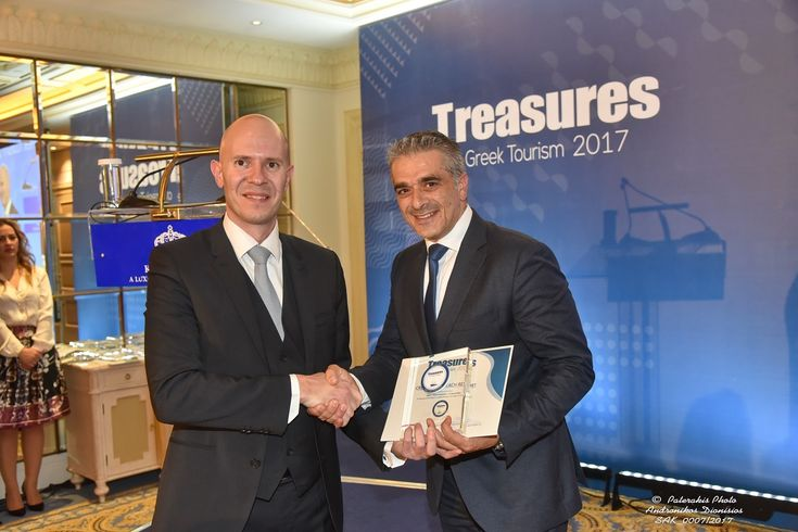 Creta Maris Honored for Business Excellence in Tourism