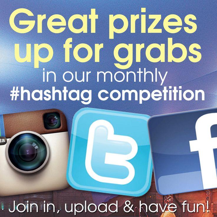 Aztec Hashtag Competition